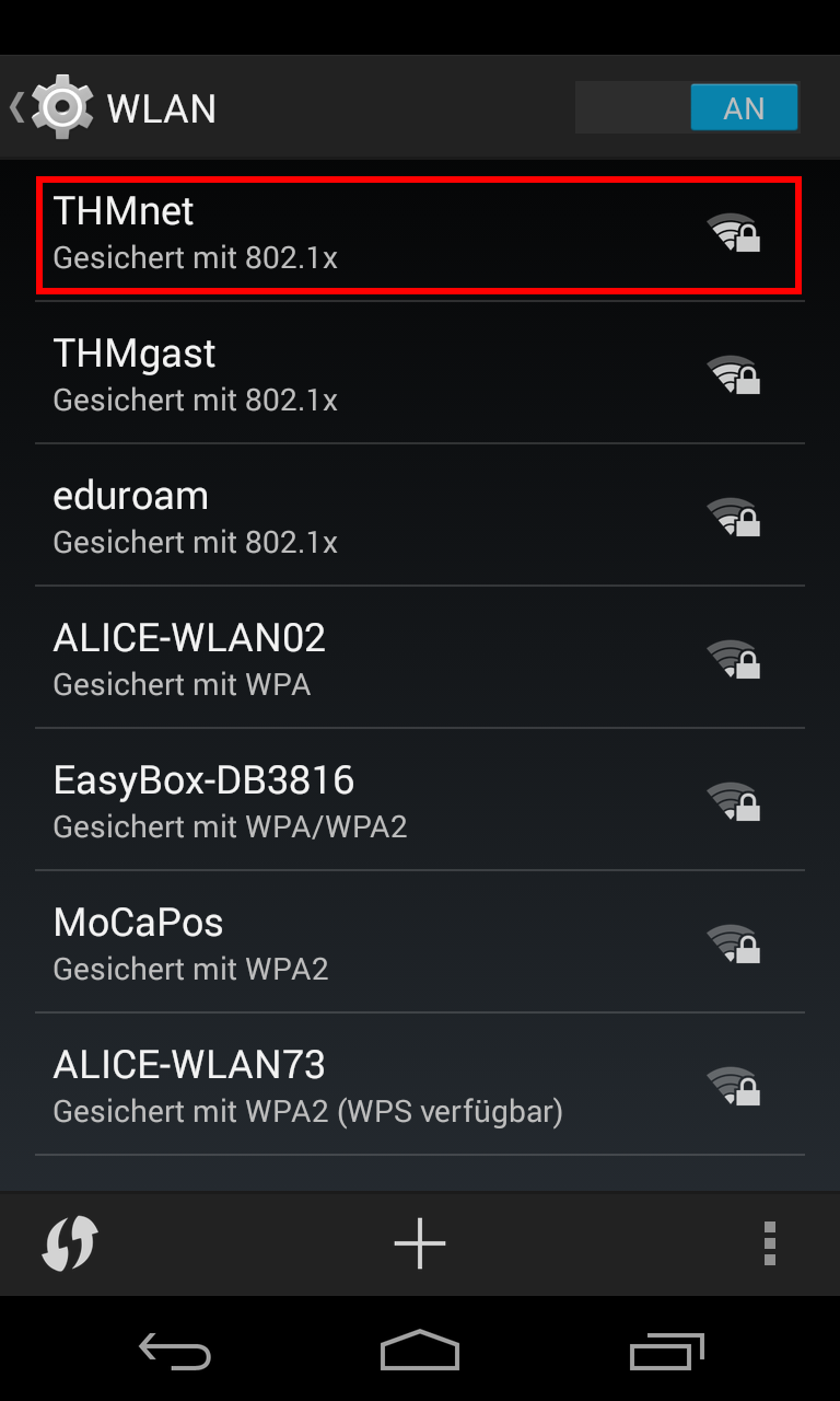 android wlan 2