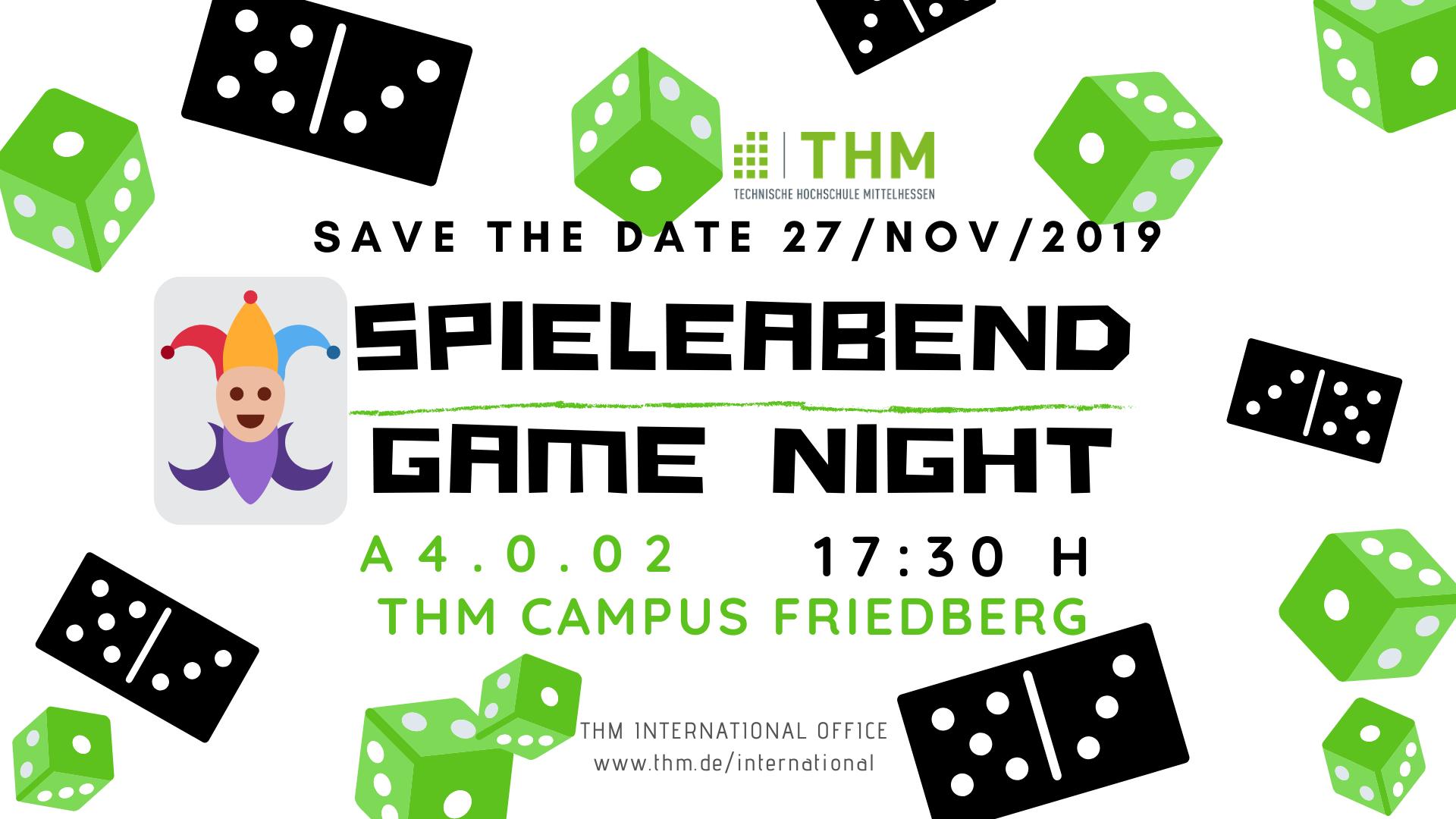Spieleabend Friedberg