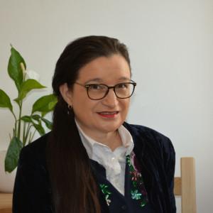 Monika Maria Möhring leitet künftig das Zentrum für blinde und sehbehinderte Studierende der Technischen Hochschule Mittelhessen (BliZ). Foto: THM