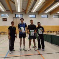 3. Internes Tischtennis Turnier in FB