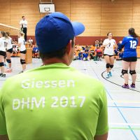 DHM Volleyball 2017 in Gießen
